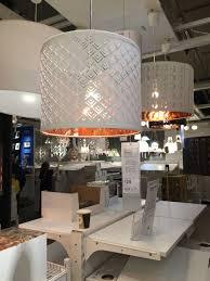 Lustre Blanc Ikea by