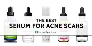 Serum Acne best serum for acne scars updated 2018