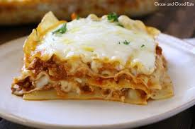 Lasagna Recipe Cottage Cheese by Creamy Lasagna Without Ricotta Cheese Grace And Good Eats
