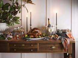 the thanksgiving table williams sonoma taste