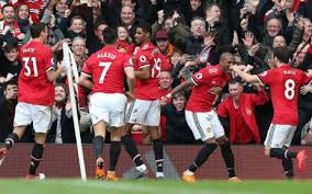 Manchester United Manchester United Sink Liverpool Unsavoury At West Ham