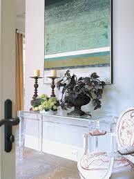 Unique Entry Tables Acrylic Entry Table Entryway Furniture Ideas