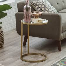 glass tables on hayneedle glass accent table