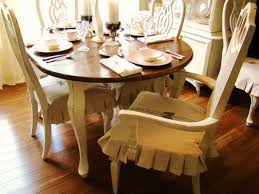 dining room decoration of dining room chair covers contemporary