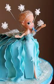 elsa frozen cake cakecentral com