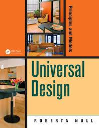 Learn Interior Design Basics Universal Design Principles And Models Crc Press Book