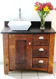 Rustic Bathroom Vanities For Sale - rustic bathroom vanities without tops vanity details this 48