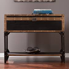 Entry Tables For Sale Furniture Draven Travel Trunk Wayfair Console Table For Pretty