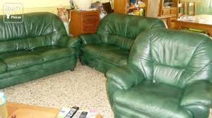 canap cuir vert canape cuir vert decoration canape cuir vert 08220750 canape cuir