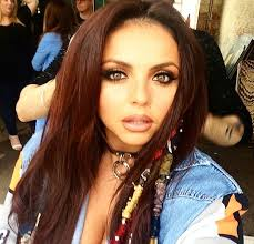 boho hair wrap jesy nelson rocks colorful hair wraps twist