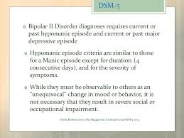 Dsm 5 Desk Reference Overview Of The Treatment Of Bipolar Mood Disorder Ppt Video