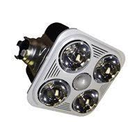bathroom fan light combo wiring bath fan heater light night light