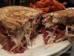 a look into chicago diner s radical reuben sandwich lookytasty