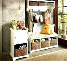 this is shoe storage cubbie bench full image for small entryway