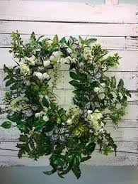 decorative wreaths for the home hydrangea wreath purple hydrangea wreath spring wreath everyday