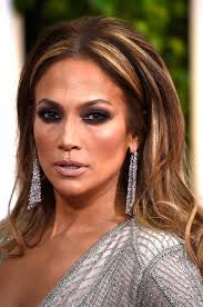jlo earrings silver lamé earrings for