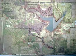 Rochester Mn Map Rochester Active Sports Club Mountain Bike Trail Maps