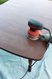 How To Paint Table And Chairs How To Paint A Laminate Kitchen Table Confessions Of A Serial Do