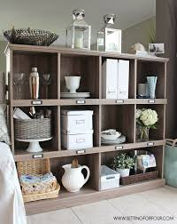 Kitchen Shelf Organization Ideas A Kitchen Storage And Display Bookcase Organizations Storage