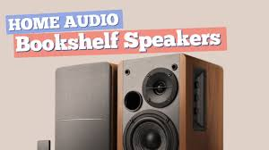 Bookshelf Audio Speakers Bookshelf Speakers Home Audio Best Sellers Youtube