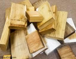 easy pumpkin ideas using free scrap wood of diy