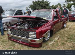 toyota trucks usa long beach usa may 6 2017 stock photo royalty free 638119882