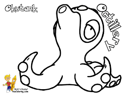 dynamic pokemon coloring pages to print 9 slugma celebi