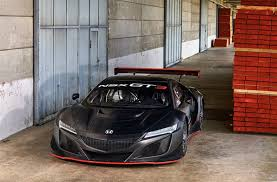 honda launches global nsx gt3 customer racing program