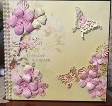 handmade scrapbook albums premade scrapbook album ebay