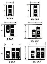 size of 2 car garage standard garage size standard 2 car garage door size lighthouse