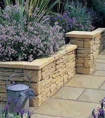cotstone reproduction drystone garden walling stonemarket