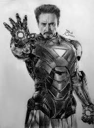 iron man by saibirfan on deviantart