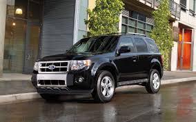 Ford Escape Black - refreshing or revolting 2013 ford escape