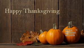a message of thanksgiving from the ceo world millwork alliance