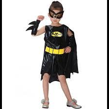 Batman Halloween Costumes Girls Costumes Cosplay Onesie Jumpsuit Girls