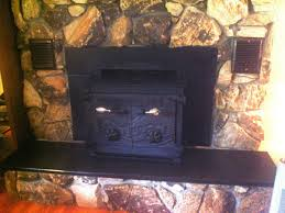 wood stove insert for fireplace feng shui colors home bathroom