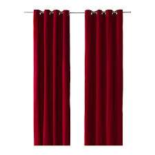 Ikea Textiles Curtains Decorating Ikea Velvet Curtains Curtains And Drapes Pinterest