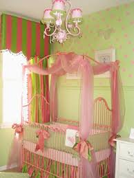 Pink And Green Nursery Decor 125 Best Future I Baby Room Images On Pinterest