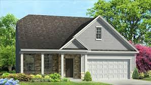 Barrington Floor Plan Barrington Home Plan In Brightwood Trails Durham Nc Beazer Homes