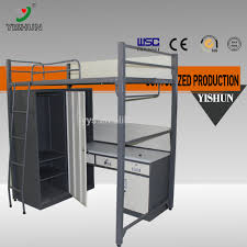 Bunk Beds With Computer Desk by Triple Bunk Bed Triple Bunk Bed Suppliers And Manufacturers At