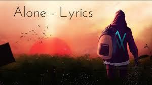download mp3 dj alan walker alan walker alone lyrics lyric video youtube
