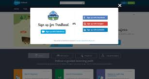 introducing new trailhead profiles and social login