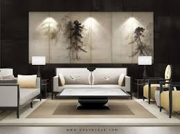 Best Home Modern Asian Inspired Interiors Images On Pinterest - Modern chinese interior design