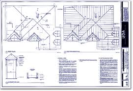 Floor Framing Plan Uda Sample Construction Documents
