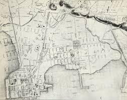 Map Of Newark Nj Van Vorst Township