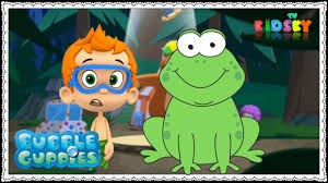 bubble guppies animal day frog apps nick jr games
