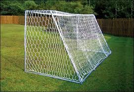 unique sports practice partner 9 u0027 x 6 u0027 x 4 u0027 backyard goal