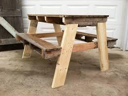 15 Unique Pallet Picnic Table 101 Pallets by 36 Best Pallet Images On Pinterest Pallet Ideas Pallets And