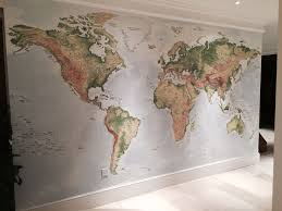 Map Home Decor 128 Best World Map Wallpaper Images On Pinterest World Map