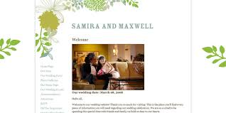 wedding websites search ahava s top 5 wedding websites ahava weddings